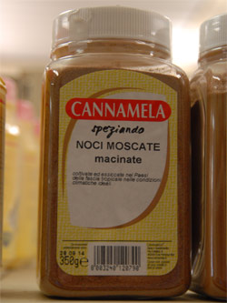noci moscate