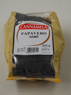 papavero semi